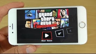 GTA Liberty City Stories - iPhone 6S Gameplay Test!