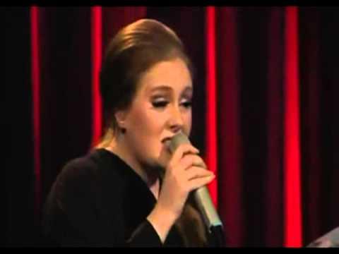 Adele - You Make Me Feel Like A Natural Woman