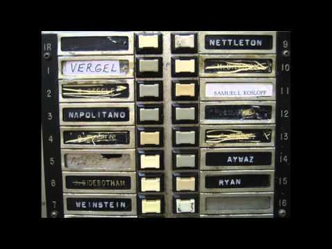 Buzzer Apt Door Sound FX