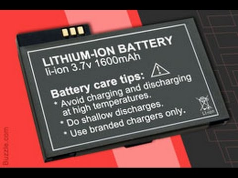 Lithium ion Battery Care and Maintenance Tips