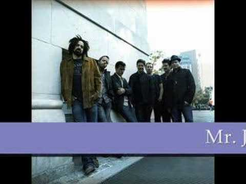 Counting Crows-Mr Jones (rare acoustic)