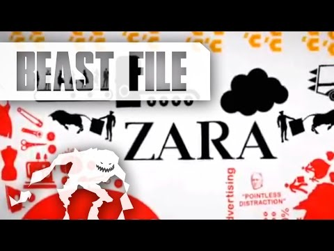 Zara Masters the Art of Retail | The Beast File