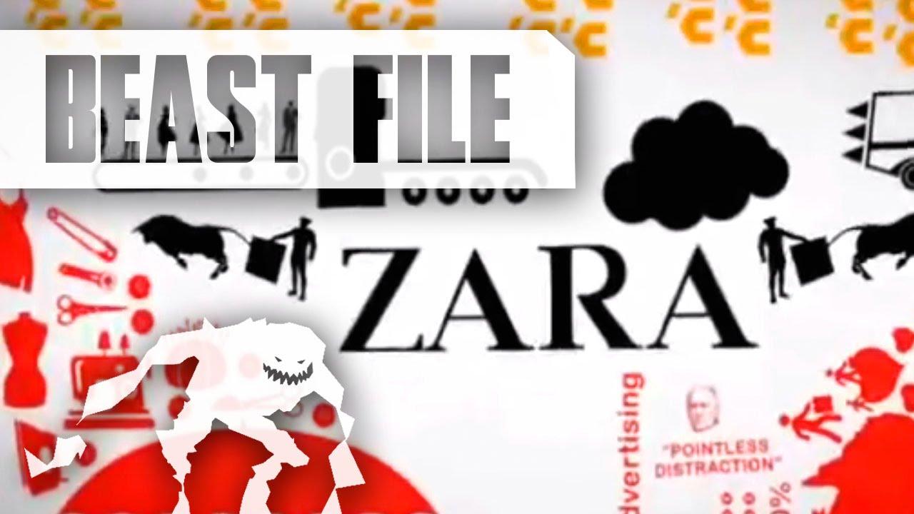 Zara Masters the Art of Retail [Video]