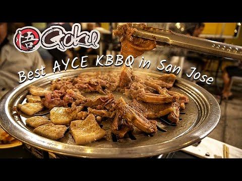 Best AYCE Korean BBQ in San Jose | Goku KBBQ and Hot Pot | SAN JOSE EATS