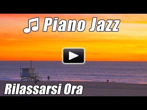 PIANO BAR JAZZ Musica Rilassante Lounge Sfondo Strumentale felice relax romantico video di canzoni