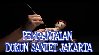 GEGER PEMBANTAIAN DUKUN SANTET JAKARTA