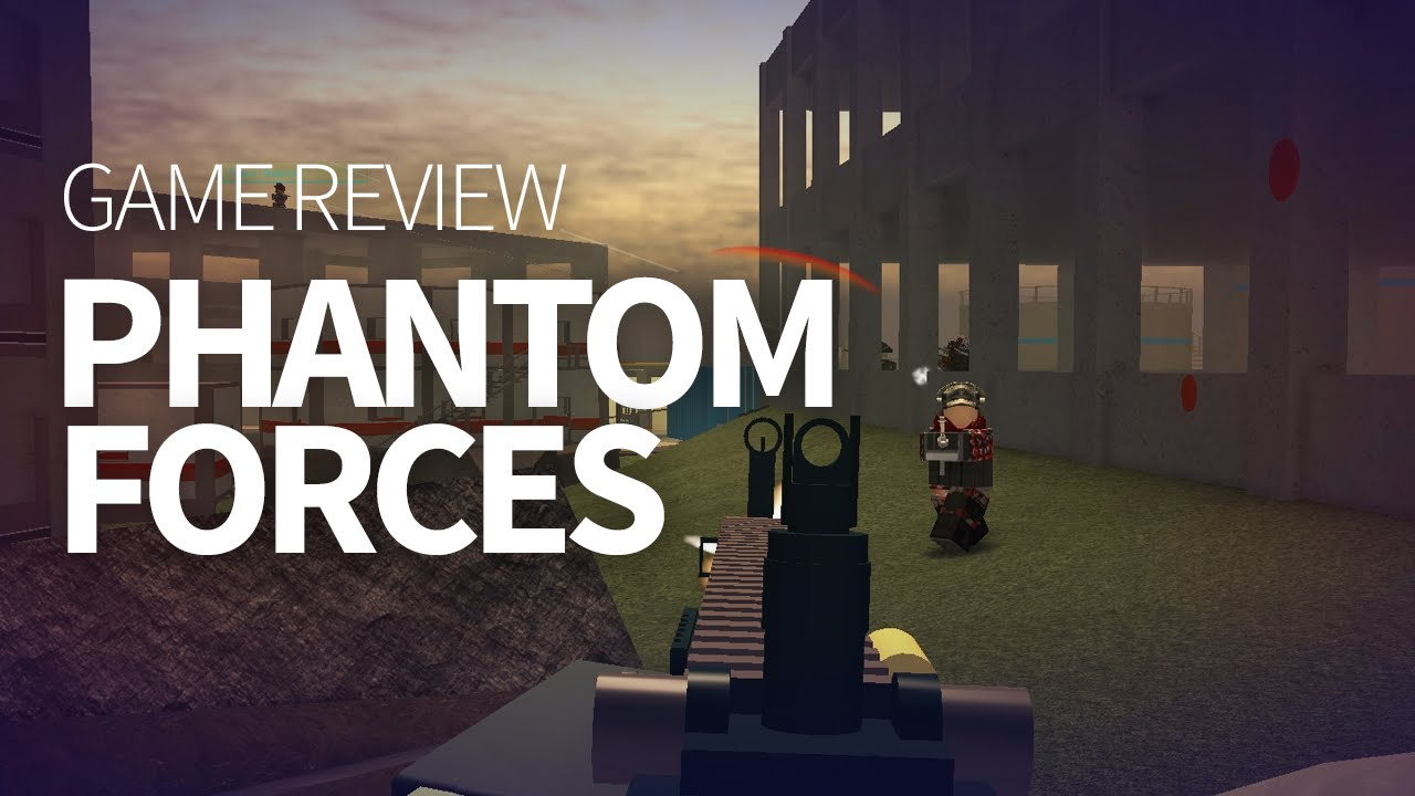 Roblox Games Like Phantom Forces Phantom Forces Game Review Youtube