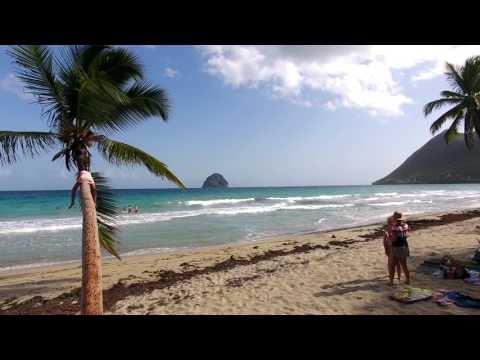 Martinique : Magnifique Diamant ! 4K