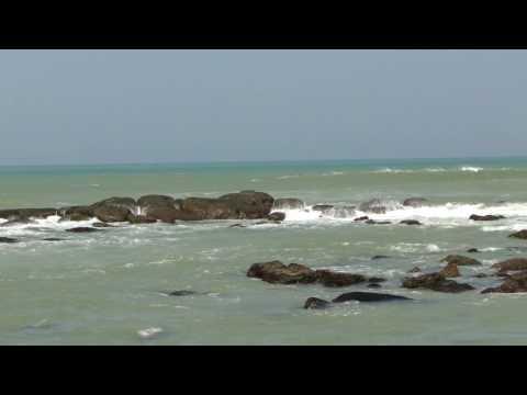 [HD] Tip of INDIA where Bay of Bengal,Arabian sea and Indian Ocean meet !