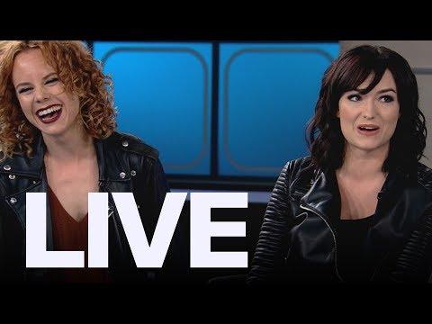 Natasha Negovanlis and Annie Briggs + 'Bohemian Rhapsody' Trailer   ET Canada LIVE