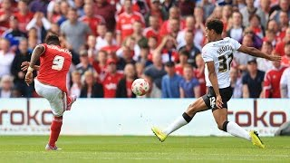 Highlights: Forest 1-1 Derby (14.09.14)