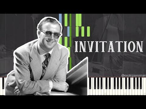 Repeat George Shearing - Invitation (Solo Jazz Piano