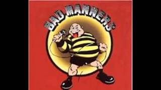 bad manners - walking in the sunshine-extended version.