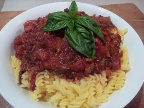 Vegan Gluten Free Pasta Sauce Recipes