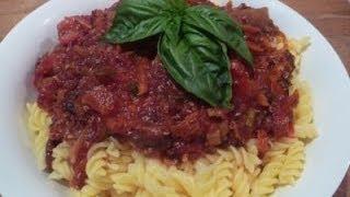 Vegan Gluten Free Pasta Sauce Recipes Hclf Raw Till 4