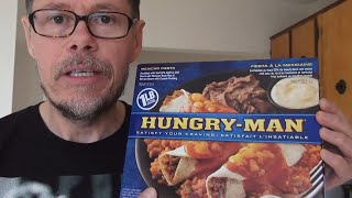 Hungry-Man Mexican Style Fiesta Review - LarryGravesTV