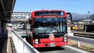 JR東日本 盛駅 大船渡線 BRT 岩手 2015 .3