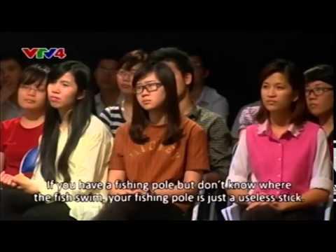 Adam Khoo shared his secret to success for Vietnamese businessmen
