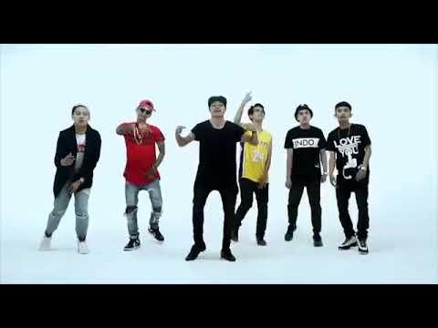 Lagu gamers ganteng idaman RAP (Reza arap, Kemal palevi, Young lex , dkk) Official video