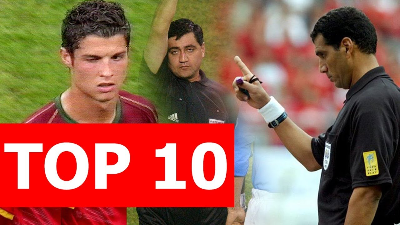 Top 10 trận đấu bẩn nhất lịch sử World Cup