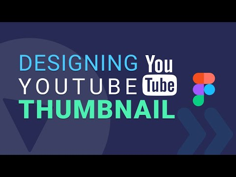 Creating YouTube Video Thumbnail With Figma