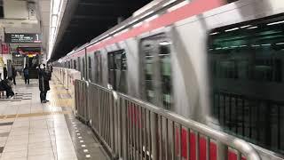 東急東横線5050系4000番台日吉駅通過