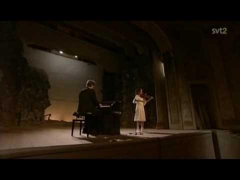 """Lisa Rydberg & Gunnar Idenstam - Anglais (J.S. Bach, """"Bach på svenska"""")"""