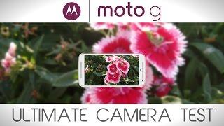 Moto G (2014) - Ultimate Camera Test