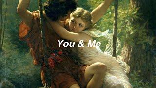 Lana Del Rey // you & me [Lyrics]