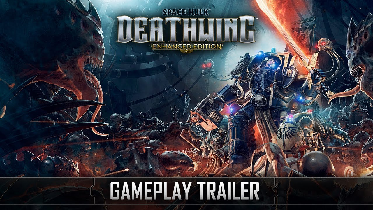 Space Hulk: Deathwing Enhanced Edition - Gameplay Trailer