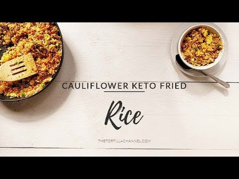 Easy keto fried rice recipe