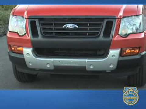 2007 Ford Explorer Review Kelley Blue Book Youtube