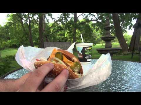 Обзор – burger king Whopper.