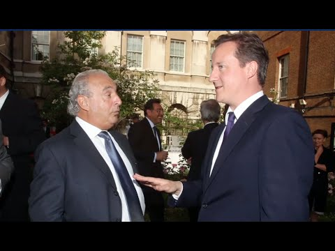 Is Sir Philip Green to blame for the £571m BHS penions hole? - BBC Newsnight