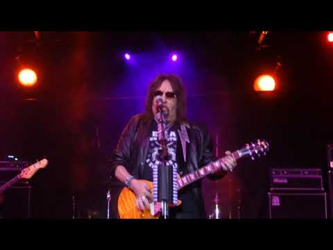 ACE FREHLEY: RIP IT OUT, LIVE, FOAMHENGE, HOUSTON, TX 11-10-2019