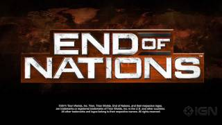 End of Nations: Factions Trailer