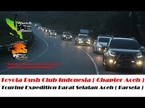 Rusher Aceh Expedition Barsela ( Barat Selatan Aceh )