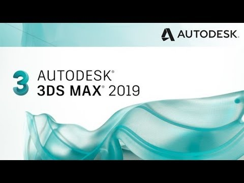 3dS MAX 2019 - Full Download, Install
