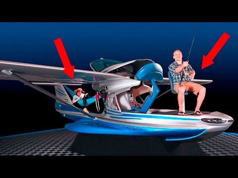 Futuristic Aircraft INVENTION You Never Know Existed - MVP