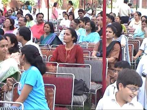 Jai Ho ...RADIO KASHMIR LEGEND ...DADDY PK KHER & SHANTA KHER SHIVRATRI 2003