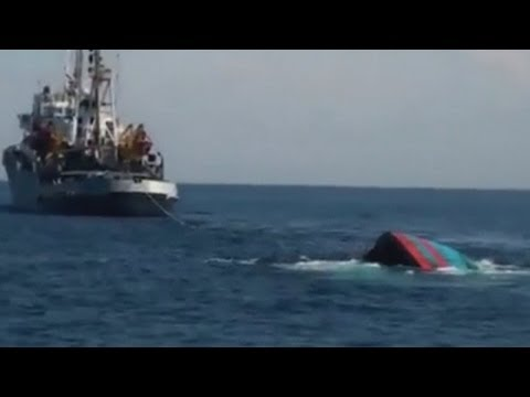 Vietnam Boat Sinks After Collision With Chinese Vessel