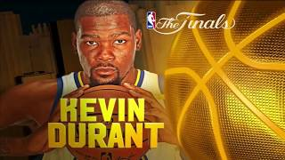 Kevin Durant Steps Up In 1st NBA Finals Game With Warriors