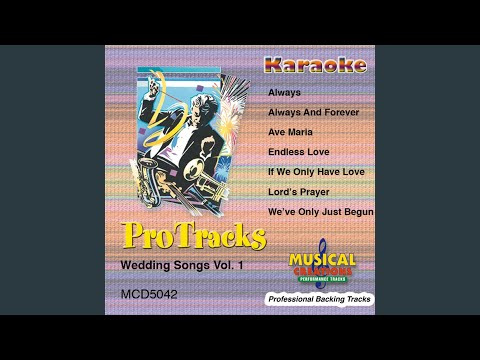 Always and Forever (In the Style of Heatwave) (Karaoke Version Instrumental Only)