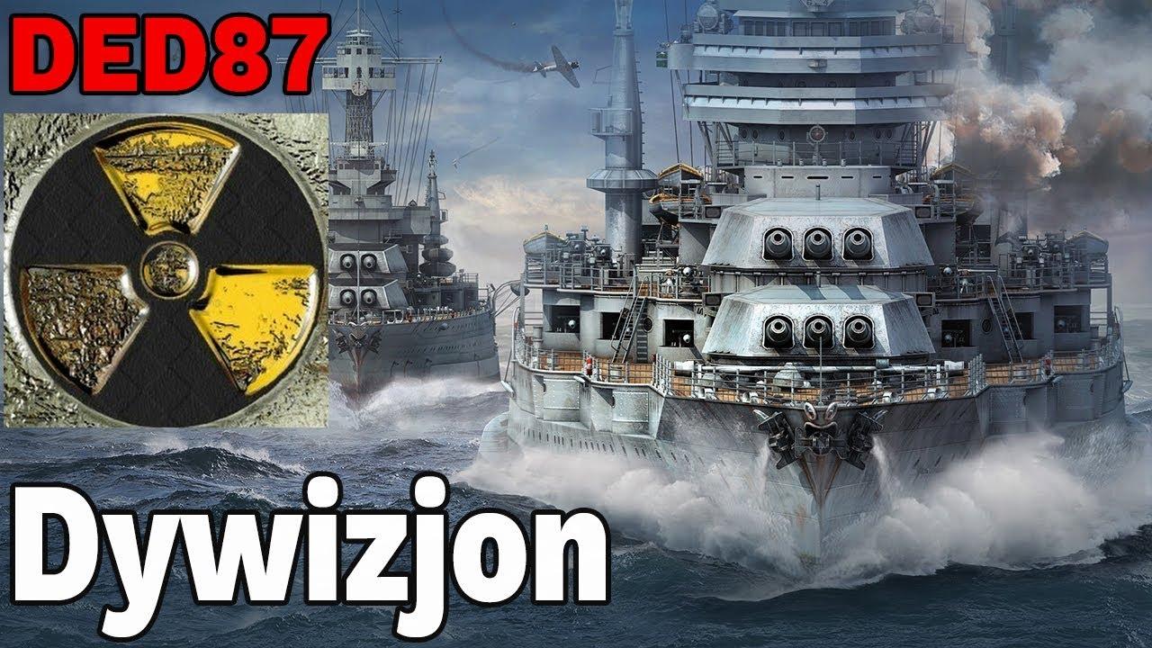 Grzechu40 w dywizjonie #22  – World of Warships