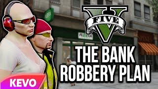 GTA V RP: The Bank Robbery Plan