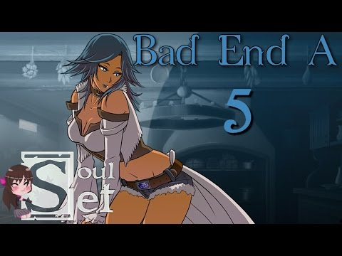 What The HELL HAPPENED?!?! ~ SOULSET [YVONNE] ~ BAD END A ~ Part 5