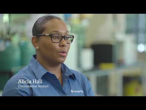 Meet Citizen of Georgia Power, Alicia Hall