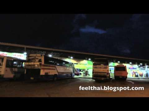 บขส โคราช สถานีขนส่งนครราชสีมา Korat main bus terminal