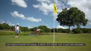 Règles de golf 2019 : Caddie qui relève votre balle sur le green