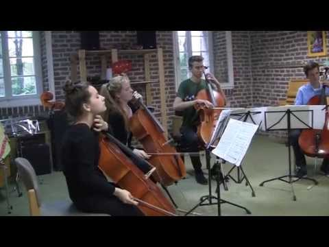 Cello Quintett Musikschule Wesel